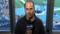 Cashman on Chatting Cage