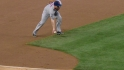 Wright's barehanded play