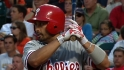 Victorino's big game