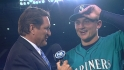 Seager on Mariners&#039; no-hitter