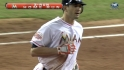 Ruggiano&#039;s three-run blast