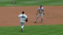 Pettitte picks off Hairston