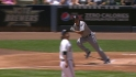 Venable's leadoff home run