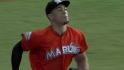 Stanton&#039;s leaping catch