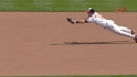 Tolleson's diving grab