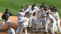 Martin&#039;s walk-off homer