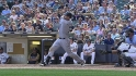 Headley&#039;s RBI single