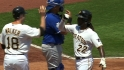 McCutchen powers Pirates to win