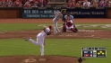 Chapman hits Young with bases loaded
