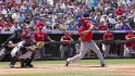 Torii's two-run homer