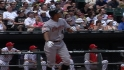 Justin Maxwell crushes home run.
