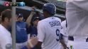 Ethier&#039;s RBI groundout