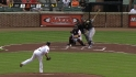 Hague's RBI single