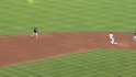 Asdrubal handles the hop
