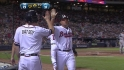 Heyward&#039;s RBI groundout