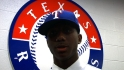 Brinson happy to be in Texas