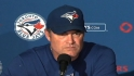 Farrell on Drabek's injury