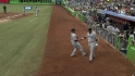 Podsednik&#039;s RBI groundout