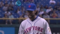 Dickey sets Mets record
