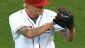 Latos&#039; strong start