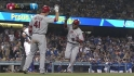 Aybar&#039;s go-ahead homer