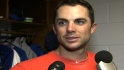 Wright on Dickey&#039;s one-hitter