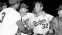 Scully calls Koufax's perfecto