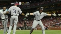 Dunn's three-run dinger