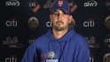 Niese on Chatting Cage