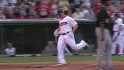 Santana&#039;s RBI double