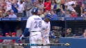 Lawrie's RBI double
