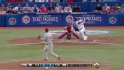 Escobar's RBI groundout