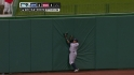 Granderson&#039;s running grab