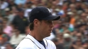 Fister dominant in return
