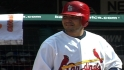 Molina&#039;s four RBIs