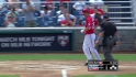 LaRoche's solo home run