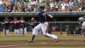 Mauer's game-tying single