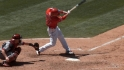 Trout&#039;s RBI double