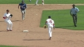 Furcal starts a double play