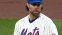 Dickey throws second one-hitter