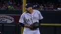 Perez&#039;s Mariners debut