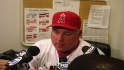 Scioscia on Williams' health