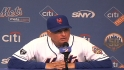 Collins on Mets' shutout win