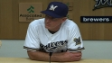 Roenicke on Brewers&#039; loss