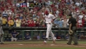 Mayberry&#039;s two-run blast
