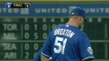 Broxton&#039;s 18th save