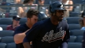 Heyward&#039;s two-homer day