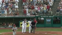 Asdrubal&#039;s three-run blast