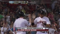 Middlebrooks&#039; two-run shot