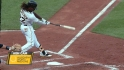 McCutchen's three-run double